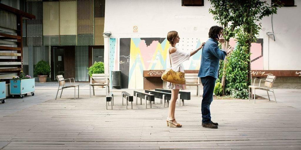 наши любовники. кадр из фильма